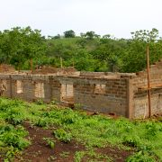 Construction in progress - May 2014