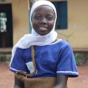 Student in Kamakwie