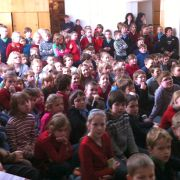 Talk at Filaretu pradine mokykla
