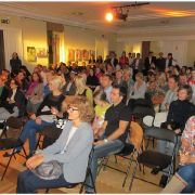 Talk at Vilniaus mazasis teatras