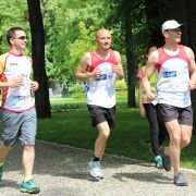 The VIS Fun Run June 2015