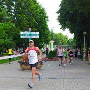 Rytis at the 2013 Druskininkai 1/2 Marathon