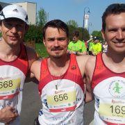 Trakai 1/2 Marathon 2013