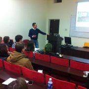 Talk at Vilnius University