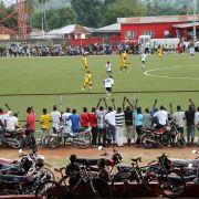 Football in Makeni