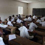 Secondary school in Tambakha